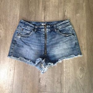 Urban Outfitters Pants - Urban outfitters BDG  super high rise cheeky short