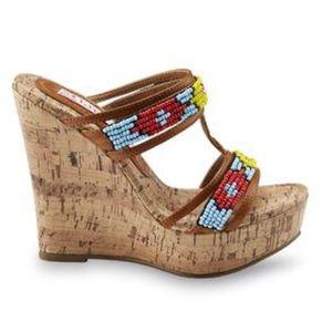 2 Lips Too Shoes - BNWOB Boho Too Camille Wedge