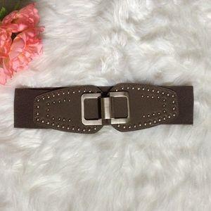 Accessories - Grey waist belt