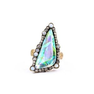 Jewelry - Geometric Boho Ring