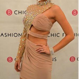 Sherri Hill Dresses & Skirts - Sherri hill bling dress