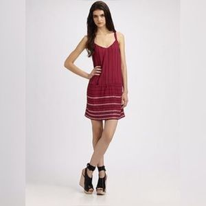 Theory pink Scially Slip Dress Size 8