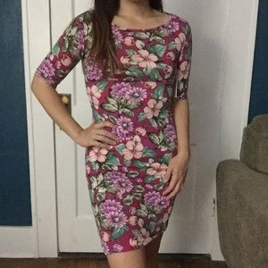 LuLaRoe Dresses & Skirts - BNWT Lularoe Julia dress, XXS, Floral