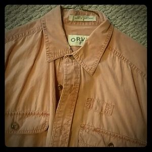Orvis Other - Orvis short sleeve cotton shirt