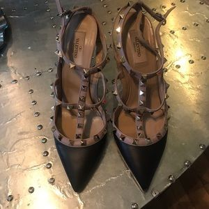 Valentino Garavani Shoes - Valentino Rockstud Heels
