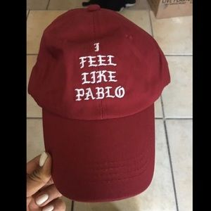 n/a Accessories - I feel like Pablo hat