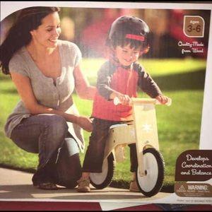Other - Wooden balance bike