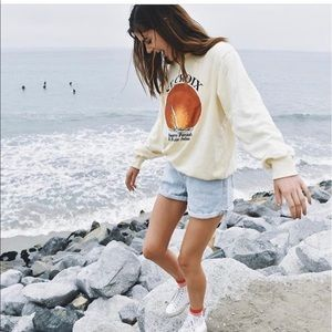 Brandy Melville Erica st croix sweatshirt