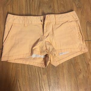 Pants - *Light Orange Shorts*