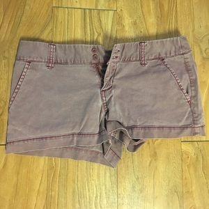 Pants - *Maroon Shorts*