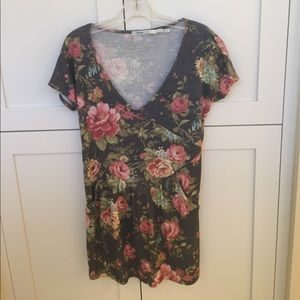 Beautiful Urban Outfitters Floral Tunic