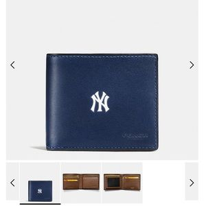 Coach Other - ⚾️Coach MLB wallet - New York Yankees
