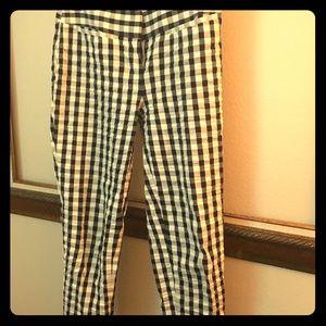Loft Fashion Pants - Fun Capri  pants 👖