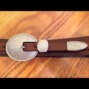 Accessories - western style belt