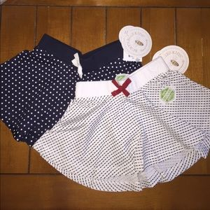 Burt's Bees Baby Other - Little Girls Burts Bees Organic Cotton Skirts - 2T