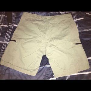 623d28c7e7532e Jordan Shorts - NWOT Jordan khaki shorts size 38