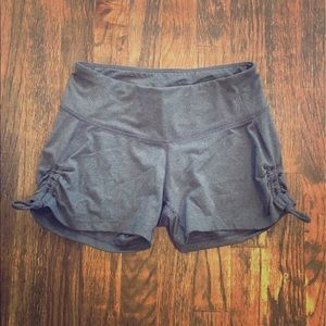 CALIA by Carrie Underwood Pants - (Gray Calia Workout Shorts)
