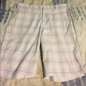Nike Other - Nike golf Dry fit shorts