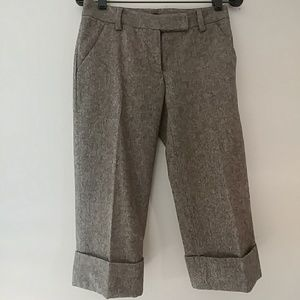 Robert Rodriguez Pants - Robert Rodriguez wool crop pants
