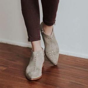 FINAL PRICE | Free People Aquarian Ankle Bootie