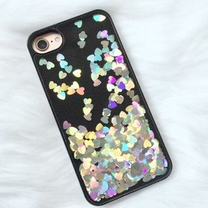 Accessories - Floating Hearts iPhone 7 case