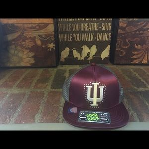 Top of the World Other - Iowa University Snapback Hat