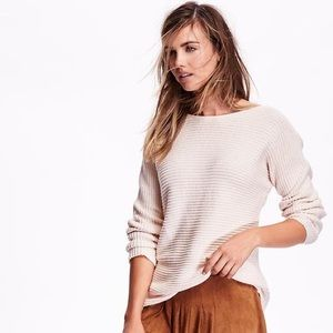 FINAL PRICE | Old Navy Blush Textured Sweater
