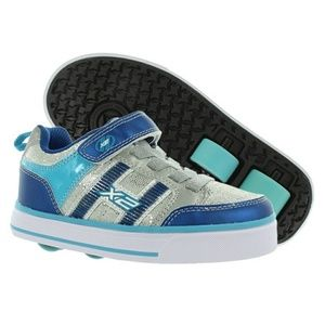 Heelys Other - Heelys X2 Glitter Light Up, Skate Shoes, youth 2