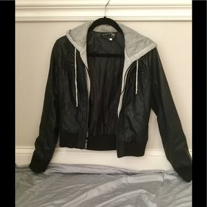 Ashley By 26 International Jackets & Blazers - Moto faux leather jacket