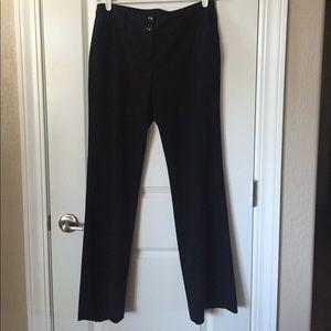 Amanda & Chelsea Pants - Amanda + Chelsea Black Pants size 8