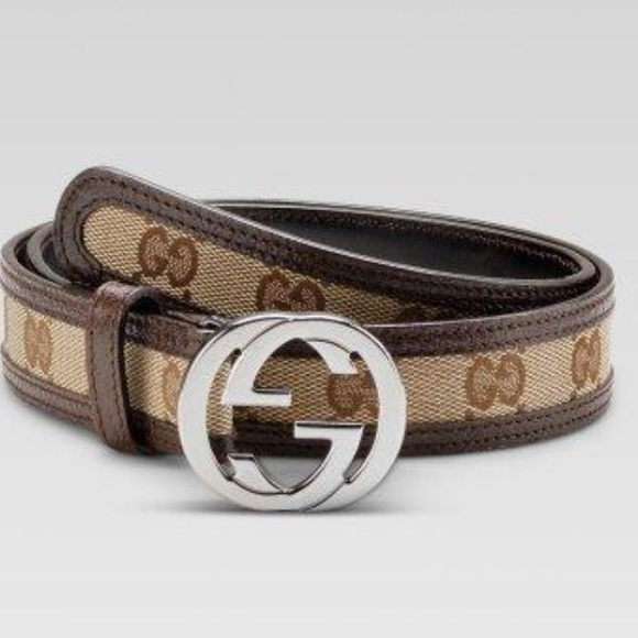 c6433056c39 Authentic Women s Gucci Belt
