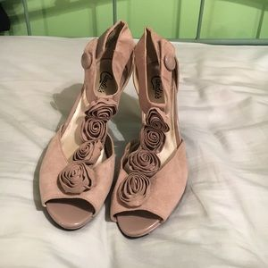 Candies heels, size 10