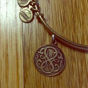 Alex And Ani Jewelry - ALEX AND ANI PATH OF LIFE Charm Bangle