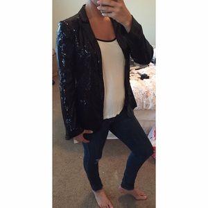 **NWT** Very flashy sequin jacket