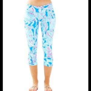 Lilly Pulitzer Into the Deep Luxletic Leggings
