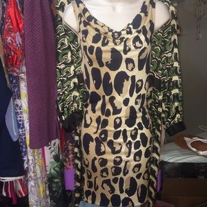 Diane Von Furstenberg Dresses & Skirts - Diane von Furstenberg Silk Blend Dress
