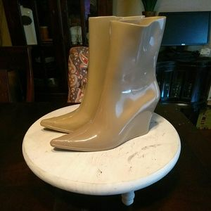 Melissa Shoes - 🎂 BIRTHDAY SALE!!! Melissa-Rubber Wedge Boot