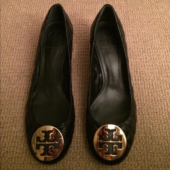 99ae4bcb7 Tory Burch New Black Pump chunky heel . 7 1 2. M 5945ff426a58308512036723.  Other Shoes ...