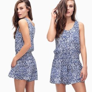 Splendid Other - SPLENDID Waterfall Print Tank Romper