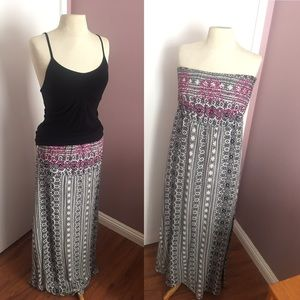 Solitaire Dresses & Skirts - Maxi dress with options