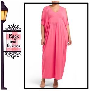 Melissa Masse Dresses & Skirts - Arriving Soon:  MELISSA MASSE Caftan, Size 2X NWT