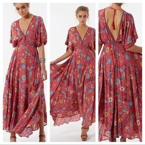 SALESpell & The Gypsy Lovebird Half Moon Dress