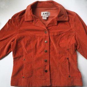 Ami Jackets & Blazers - AMI corduroy Jacket
