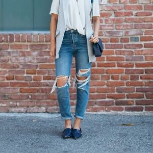 Topshop Denim - Topshop Hayden Boyfriend Jeans