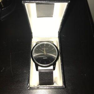 Titanium Other - (AUTHENTIC) titanium quartz watch