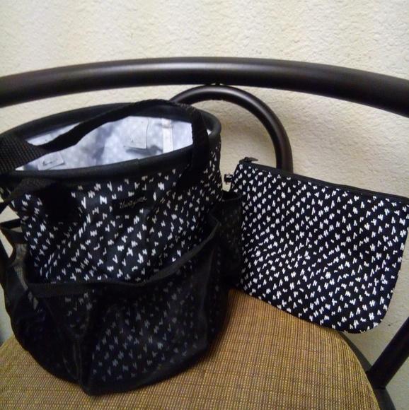 Thirty One Bags Nwt Thirtyone Summer Fun Caddy Mini Zipper Pouch