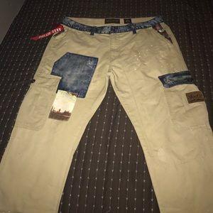 Akoo Other - Authentic Akoo Cargo Pants