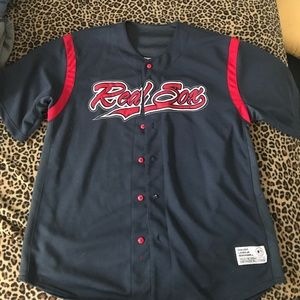 Other - Red Sox Jersey