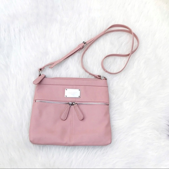 94251661676f ✨💕SALE💕✨Nine West Encino Crossbody- Light Pink