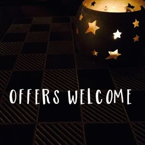 Other - Reasonable offers welcome